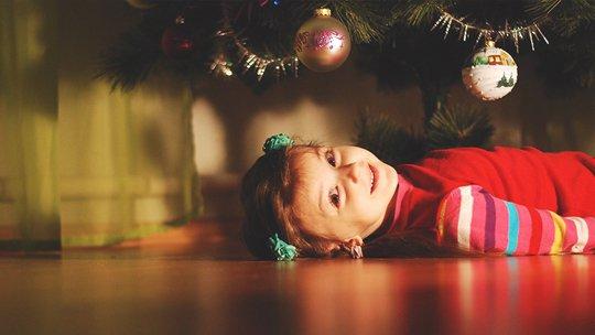 Елки и новогодние представления