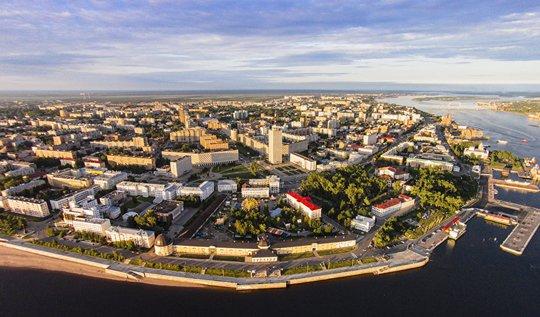 Программа празднования Дня города в Архангельске 2019