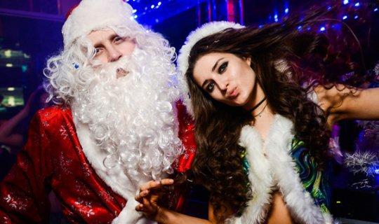 """Новогодняя ночь в клубе """"Паратовъ"""""""